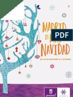 Programação Natal 2012 em Madri - Espanha