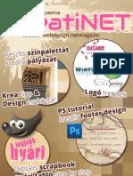kreatiNET webdesign magazin 2012 augusztus