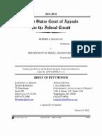 MacLean v. DHS - Federal Circuit