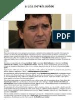 Jordi Pujol presenta una novela negra sobre corrupción