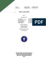 Laporan Biokim Profil Lipid Darah