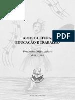 Arte Cultura e Educacao[1]