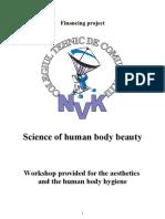 Proiect Estetica Si Igiena Corpului Omenesc