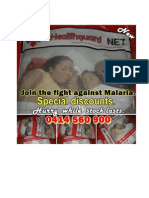 Mosquito Nets-Health Guard