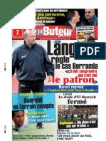 LE BUTEUR PDF du 02/02/2009