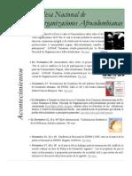 Boletin2MesaNacionalOrganizacionesAfrocolombianas