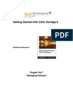 1285 Chapter 7 Managing Policies