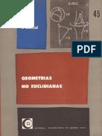 96557222 Geometrias No Euclidianas Santalo Luis A