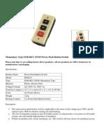 LSIS ABS33c Metasol MCCB 30AF Standard Type Molded Case Circuit Breakers