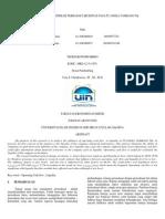 Pengaruh Arus Kas Operasi Terhadap Likuiditas Pada Pt Antam Revisi