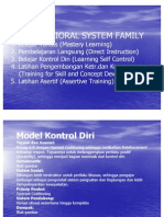 8the Behavioral System Family Compatibility Mode