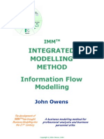 Information Flow Modelling eBook Extract