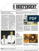 Faith Independent, December 5, 2012