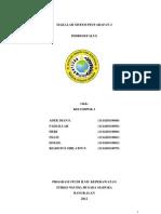 MAKALAH  hidrosefalus Kelompok 1