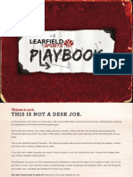 Learfield Sports Playbook