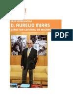 Entrevista con Aurelio Miras Portugal