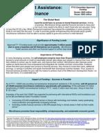 Benefits of Senate SFOPS Funding Final
