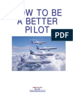 How to Be a Better Pilot