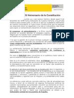 Discurso del Delegado del Gobierno en Ceuta, Francisco A. González en el  XXXIV Aniversario de la Constitución