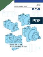 Eaton VIS Motor