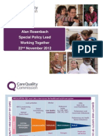Learning disability inspection programme