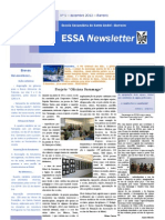 ESSA Newsletter Dezembro
