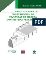 Guía Práctica para la Construcción de Viviendas de Madera con Sistema Plataforma