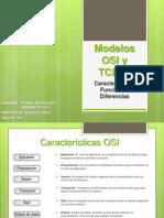 Modelos OSI y TCP/IP (Características, Funciones, Diferencias)
