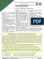 Notiziario n. 01 - 16 giugno 2007