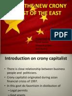 china crony captilism