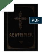 Acatistier Colectia de Acatiste Si Paraclise
