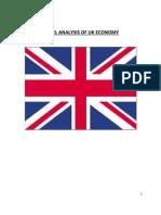Pestel Analysis of UK