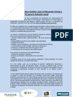 Educa Virtual - Informe