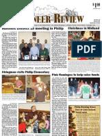 Pioneer Review, December 6, 2012