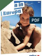 Ferien in Europa