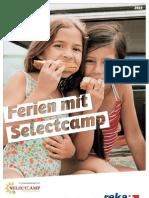 Ferien mit Selectcamp 2013