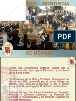 U Pontificia Mexico