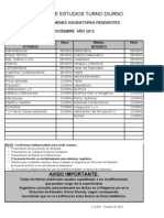 Mesas de Examen Diciembre 2012[1]