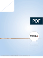 CWRA+ Binder