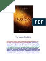The Passion film