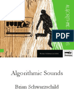 Brian Schwarzschild - Algorithmic Sounds