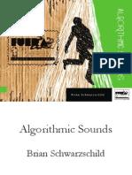 Brian Schwarzschild - Algorithmic Sounds