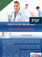 Pneumonia Proiect