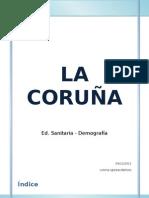 Demografía La Coruña