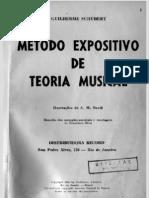 Guilherme Schubert - Metodo Expositivo de Teoria Musical Parte 1