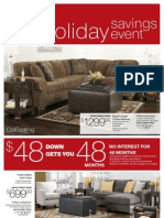 Holiday Savings 2012
