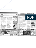 december 2012 coffee corner paper