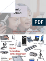ICT in the Junior School
