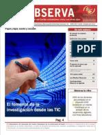 El fomento de la investigación desde las TIC