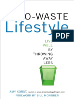 The Zero-Waste Lifestyle by Amy Korst - excerpt